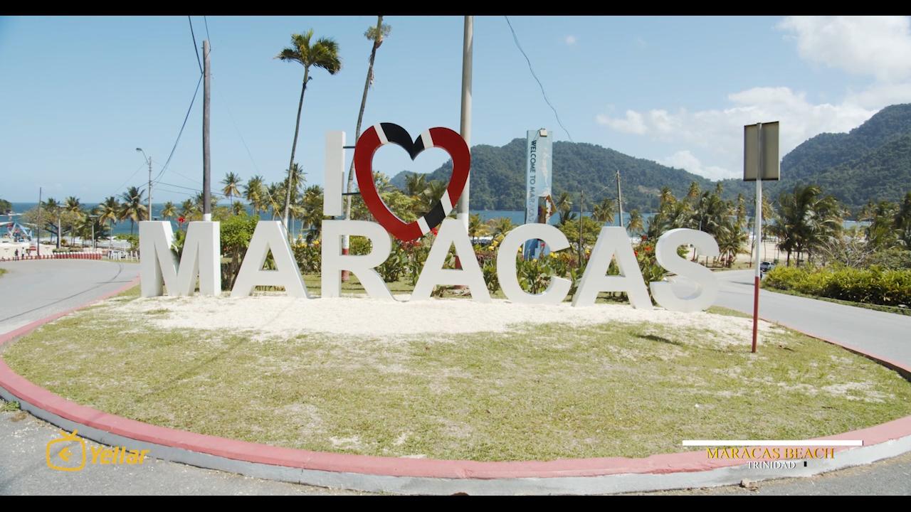 Maracus Beach