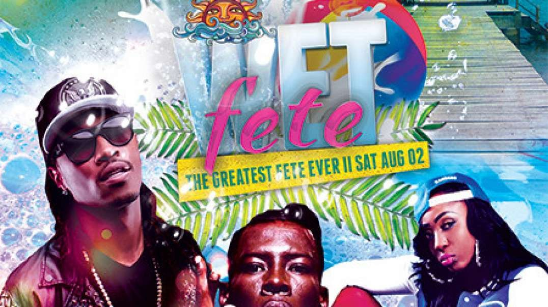 Great Fete – Shabba Ranks