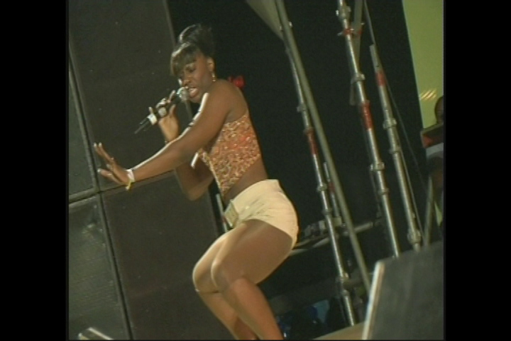 Throw Back Thursday – Sanell Dempster in Army Fete